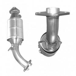 Catalyseur pour VOLKSWAGEN PASSAT 2.8  V6  coté gauche (y compris 4x4)