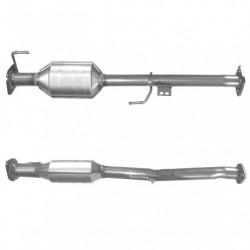 Catalyseur pour SUZUKI GRAND VITARA 2.0 8v et 16v Catalyseur situé sous le véhicule