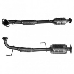 Catalyseur pour SUZUKI GRAND VITARA 2.0 Turbo Diesel