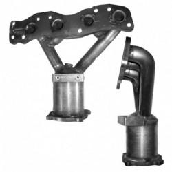 Catalyseur pour SUZUKI SX4 1.6 16v (moteur : M16A - N° de chassis J...)