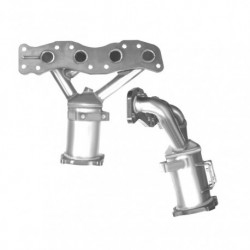 Catalyseur pour SUZUKI SX4 1.6 VVT 16v (moteur : M16A)