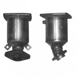 Catalyseur pour SUZUKI WAGON R 1.0 16v (moteur : K10A)