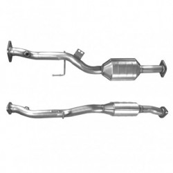 Catalyseur pour VOLVO 440 1.6  N° de chassis 358976 on