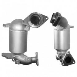 Catalyseur pour TOYOTA AVENSIS VERSO 2.0 Turbo Diesel (moteur : D4-D)