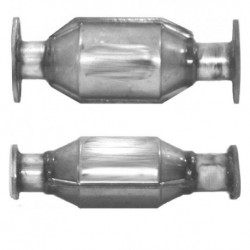 Catalyseur pour TOYOTA COROLLA 1.3 16v (moteur : EE101 Series - 4E-FE)