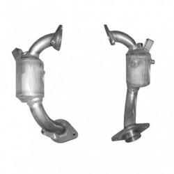 Catalyseur pour TOYOTA COROLLA 1.4 D-4D (moteur : IND-TV)