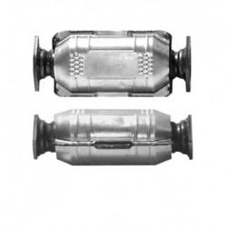 Catalyseur pour TOYOTA COROLLA 1.6 16v (moteur : 320mm long)