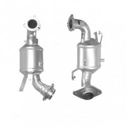 Catalyseur pour VOLVO V70 2.0  Mk.1 20v Turbo (N° de chassis X2000001 to X2999999)