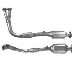 Catalyseur pour VOLVO V70 2.3 Mk.1 T5 (N° de chassis X2000001 to X2999999)