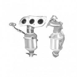 Catalyseur pour TOYOTA IQ 1.0 VVTi 12v (moteur : 1KR-FE)