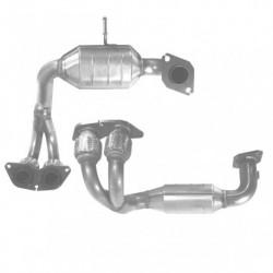 Catalyseur pour TOYOTA MR2 1.8 16v VVTi (moteur : 1ZZFE