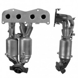 Catalyseur pour TOYOTA PREVIA 2.4 Mk.2 VVTi (moteur : 2AZFE)