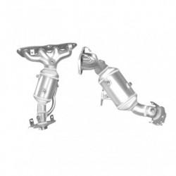 Catalyseur pour TOYOTA PRIUS C 1.5 Hybrid CVT (moteur : 1NZ-FXE)