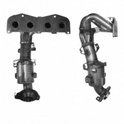 Catalyseur pour TOYOTA RAV4 2.0 VVTi 4WD (moteur : 1AZ-FE)