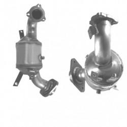 Catalyseur pour TOYOTA RAV4 2.2 D4-D Turbo Diesel (moteur : 2AD-FTV)