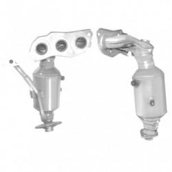 Catalyseur pour TOYOTA YARIS 1.0 Mk.3 12v (moteur : 1KR-FE)