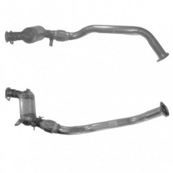 Catalyseur pour BMW 320d 2.0 E46 Diesel Décapotable (moteur : M47)