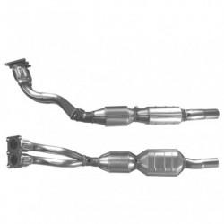 Catalyseur pour VOLKSWAGEN BORA 2.3 V5 170cv (moteur : AQN) Boite manuelle seulement