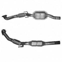 Catalyseur pour VOLKSWAGEN CADDY 1.9 TDi (moteur : ALH) pour véhicules avec volant à droite