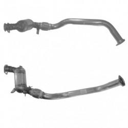 Catalyseur pour MERCEDES E320 3.2 TD (T210) CDi Turbo Diesel break (1er catalyseur)