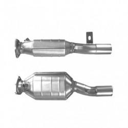 Catalyseur pour VOLKSWAGEN CORRADO 1.8 G60 (moteur : PG)
