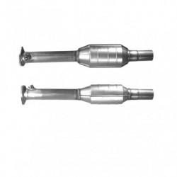 Catalyseur pour VOLKSWAGEN GOLF 2.8 Mk.3 VR6 (moteur : AAA)