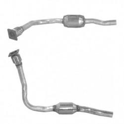 Catalyseur pour VOLKSWAGEN POLO 1.9 Diesel (moteur : AEF version sans crochet)