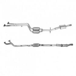 Catalyseur pour MERCEDES SPRINTER 2.3  (903) 308D Diesel Boite manuelle