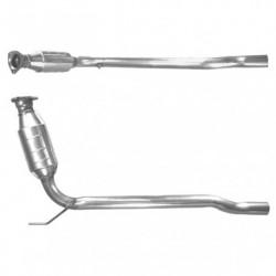 Catalyseur pour VOLKSWAGEN TRANSPORTER 2.4 Diesel (moteur : AJA)