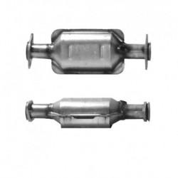 Catalyseur pour VOLVO 440 1.7 Turbo Auto (N° de chassis 214762 et suivants)