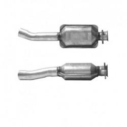 Catalyseur pour VOLVO 940 2.4 TD (moteur : D24TIC - D24T)