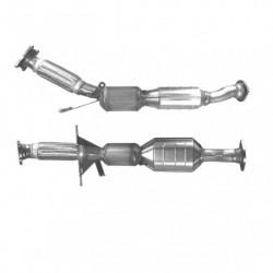 Catalyseur pour VOLVO S60 2.4 20v (moteur : B 5244 S2 - B 5244 S)