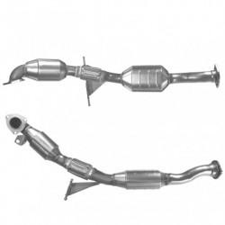 Catalyseur pour VOLVO S60 2.4 D5 Turbo Diesel Boite manuelle