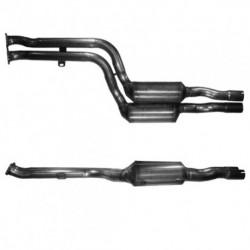 Catalyseur pour MERCEDES SPRINTER 2.9 TD (903) 312D 4x4 Turbo Diesel