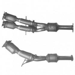 Catalyseur pour VOLVO S80 2.9 V6 24v (moteur : B6294S)