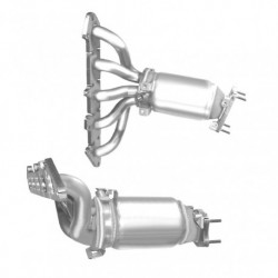 Catalyseur pour VOLVO V70 2.4 20v (moteur : B5244S - B5244S2)