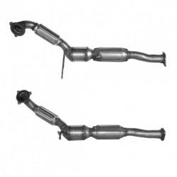 Catalyseur pour VOLVO XC70 2.5 Turbo 4x4 (moteur : B5254 T2)
