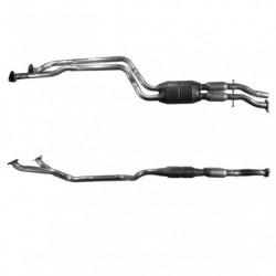 Catalyseur pour MERCEDES V230 2.3 TD (638) Turbo Diesel