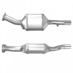 Filtre à particules (FAP) pour AUDI A6 ALLROAD 3.0 TDi Quattro (moteur : ASB) DPF