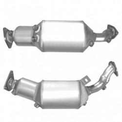Filtre à particules (FAP) pour AUDI Q5 2.0 TDi (moteur : CAGA - catalyseur et FAP combinés)