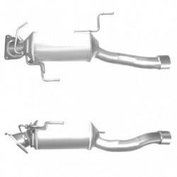 Filtre à particules (FAP) pour AUDI Q7 4.2 TDi Quattro (moteur : BTR - Coté droit)