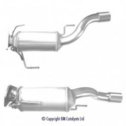 Filtre à particules (FAP) pour AUDI Q7 4.2 TDi Quattro (moteur : BTR - Coté gauche)