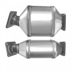 Filtre à particules (FAP) pour BMW 520d 2.0 E61 - E61N Touring (moteur : M47N - N47)