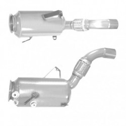 Filtre à particules (FAP) pour BMW 525xd 3.0 E60 Berline (moteur : M57N2 - catalyseur et FAP combinés)
