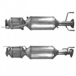 Filtre à particules (FAP) pour CHEVROLET CAPTIVA 2.0 Turbo Diesel (moteur : Z20S)