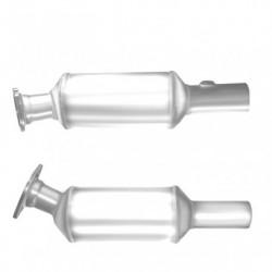 Filtre à particules (FAP) pour CHRYSLER 300C 3.0 CRD TD pour véhicules avec volant à droite (moteur : EX0 - EXL - M664)