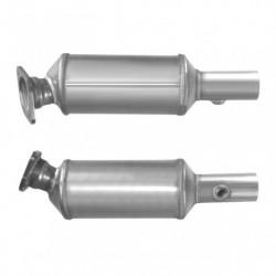 Filtre à particules (FAP) pour CHRYSLER 300C 3.0 CRD TD pour véhicules avec volant à gauche (moteur : EX0 - EXL - M664)