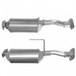 Filtre à particules (FAP) pour CHRYSLER JEEP COMMANDER 3.0 CRD Turbo Diesel