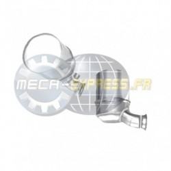 Filtre à particules (FAP) pour CITROEN C3 1.4 HDi (moteur : 8HR (moteur : DV4C) - FAP seul)