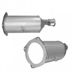 Filtre à particules (FAP) pour CITROEN C4 PICASSO 2.0 HDi (moteur : RHJ - RHR (moteur : DW10BTED4))